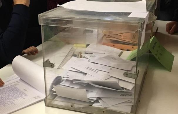 La participación en Catalunya se sitúa en el 32,32% a las 14 horas, tres puntos menos