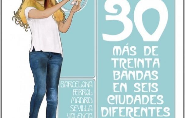 Vetusta Morla, Amaral, Miguel Ríos y Aute, en varios conciertos por los refugiados