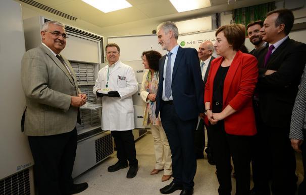 Andalucía recibe la mayor colección de cultivos microbianos del mundo para investigación en antibióticos
