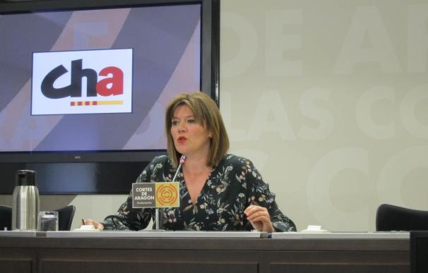 CHA critica el descenso inversor de las adjudicaciones realizadas por el Ministerio de Fomento en Aragón