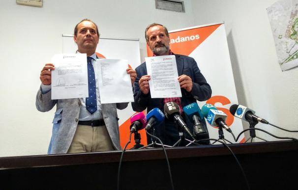 """Ciudadanos exige que la marca CAC esté registrada a nombre de la ciudad y """"más transparencia"""" en la gestión"""