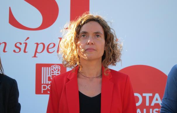 """Batet (PSC) promete incluir los """"derechos históricos"""" de Cataluña en la Constitución"""