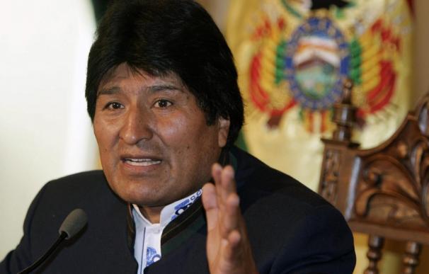Morales nacionaliza filiales de Iberdrola pero promete una justa compensación