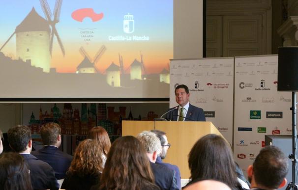 Page defiende en Bruselas el potencial de C-LM como destino turístico y polo de atracción para inversión extranjera