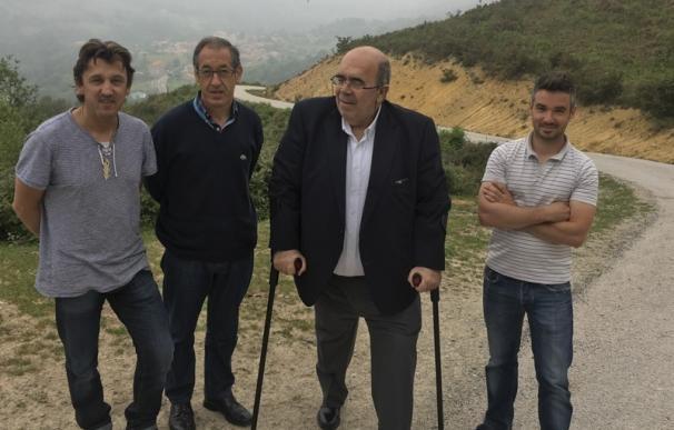 La Consejería de Medio Rural invierte más de 31.000 euros en la mejora de dos caminos