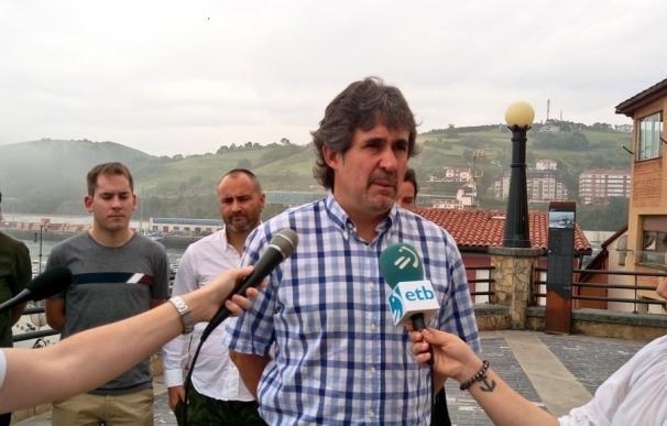 """Urizar (EA) propone a Carlos Garaikoetxea una reunión con las formaciones que componen EH Bildu para """"superar recelos"""""""