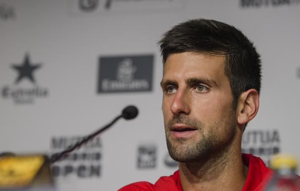 """Djokovic: """"Tengo un examen en cada partido en tierra y eso aumenta mi confianza"""""""