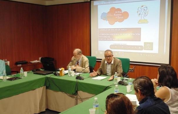 Junta organiza un encuentro con las entidades participantes en la provincialización del IV Plan Andaluz de Salud