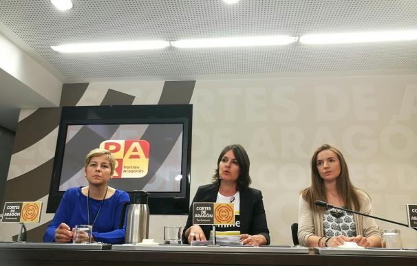 El PAR pide crear centros de emergencia para atender a mujeres víctimas de violencia en Huesca y Teruel