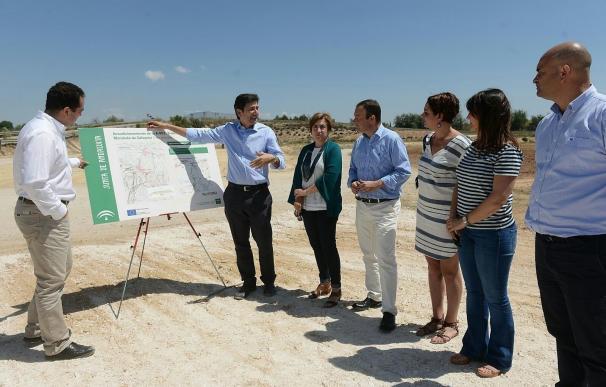 Moraleda se congratula del inicio de las obras de la variante de la A92 y pide contratar parados del pueblo