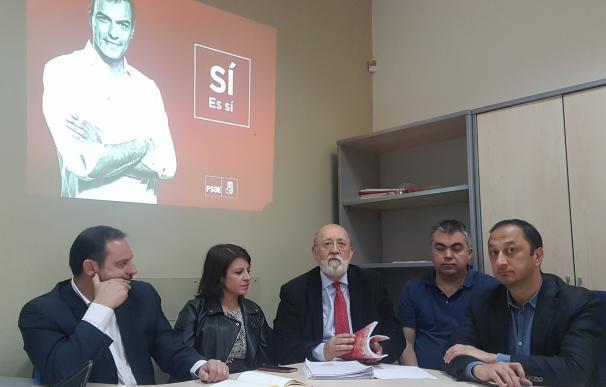 Tezanos, del equipo de Pedro Sánchez, arremete contra el PSOE de las 'baronías' que ha fomentado el clientelismo