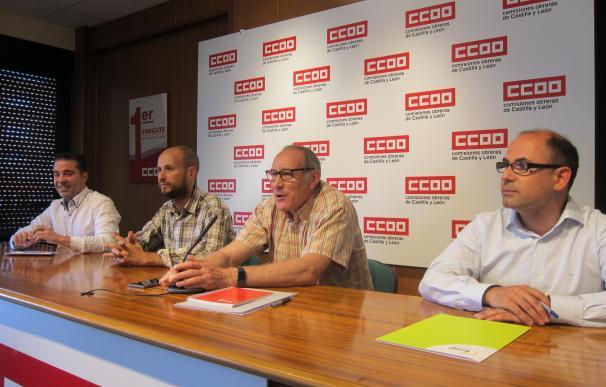 Fomento rechaza el corredor de cercanías Palencia-Valladolid-Medina porque la demanda está suficientemente atendida