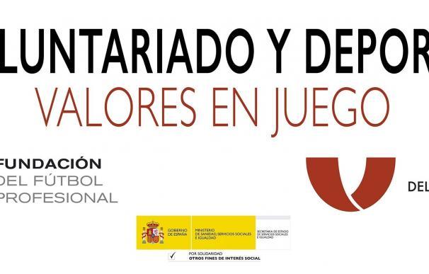 La Plataforma del Voluntariado de España lanza 'Valores en Juego' para impulsar la solidaridad en el deporte