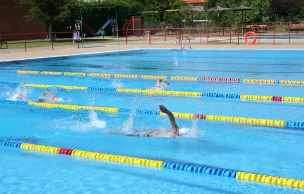 Teruel ultima los preparativos para abrir sus piscinas de verano