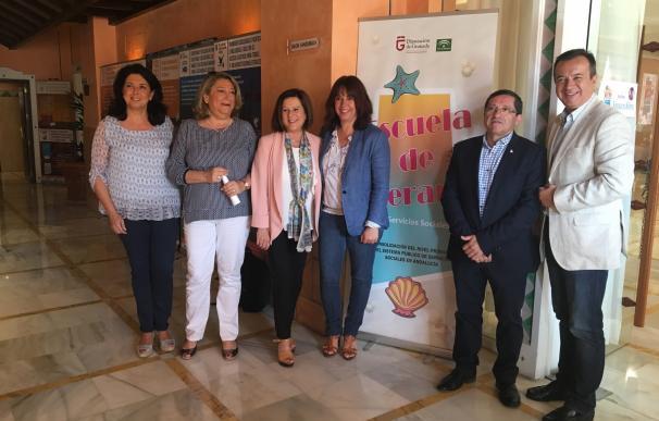 Sánchez Rubio destaca que la nueva ley andaluza de Servicios Sociales creará instrumentos como una historia social única