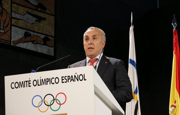 Alejandro Blanco, reelegido como presidente del COE hasta 2021
