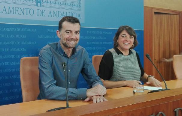 Maíllo avisa a Susana Díaz de que sus propuestas no tendrán credibilidad si no van acompañadas de un cambio de gobierno