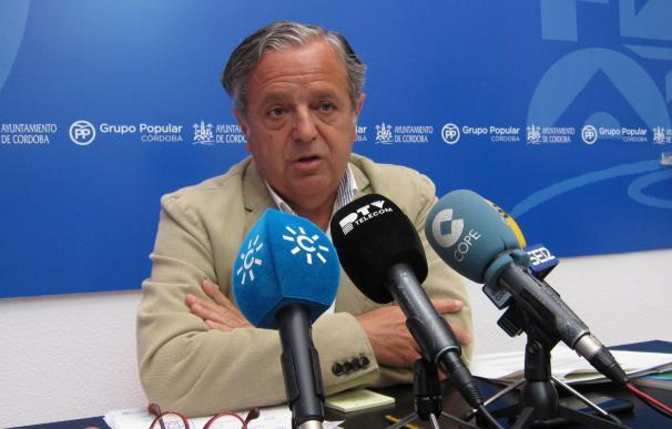 """El PP lamenta """"falta de autocrítica"""" del gobierno tras perder Aucorsa 81.000 viajeros y """"más de 100.000 euros"""""""