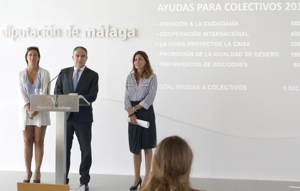 Diputación destina 3,1 millones a ayudas sociales y facilitará la adecuación de viviendas de personas mayores