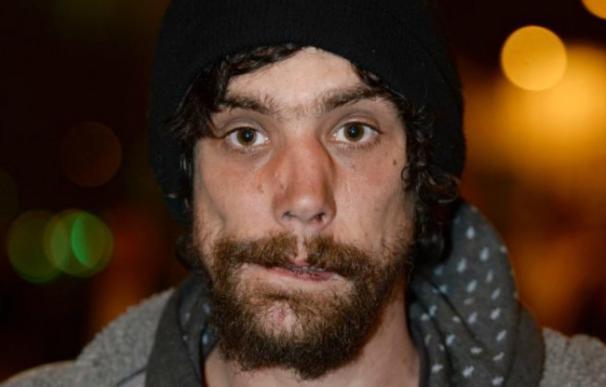 Chris Parker, uno de los mendigos héroes en el atentado de Manchester.