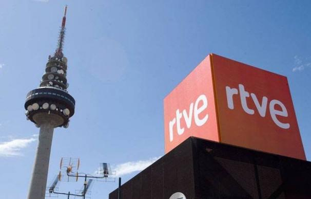 Edificio de RTVE en Madrid