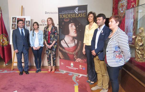 Tordesillas celebrará el primer viaje de Carlos V a España con un festival de teatro con Concha Velasco como Juana I