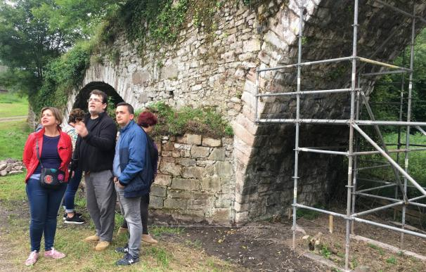 El proyecto para recuperar Conjunto Histórico de Olloniego se licitará este año