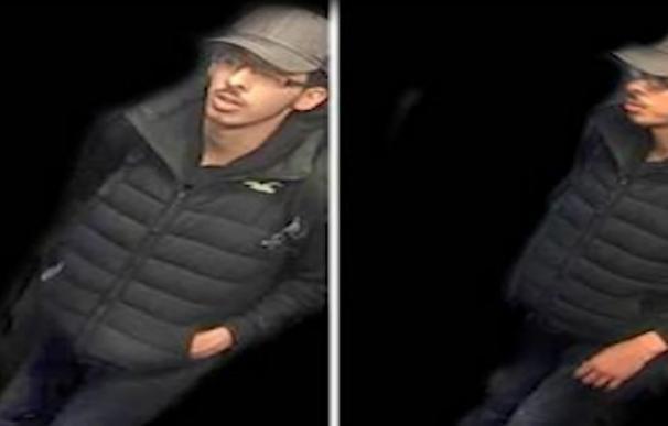 La Policía difunde imágenes del terrorista Salman Abedi antes del atentado