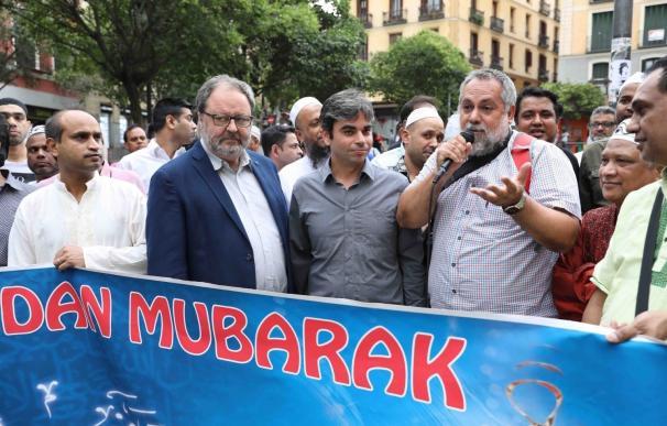 El Ayuntamiento se suma a la celebración del Ramadán como muestra de reconocimiento y respeto a la comunidad musulmana