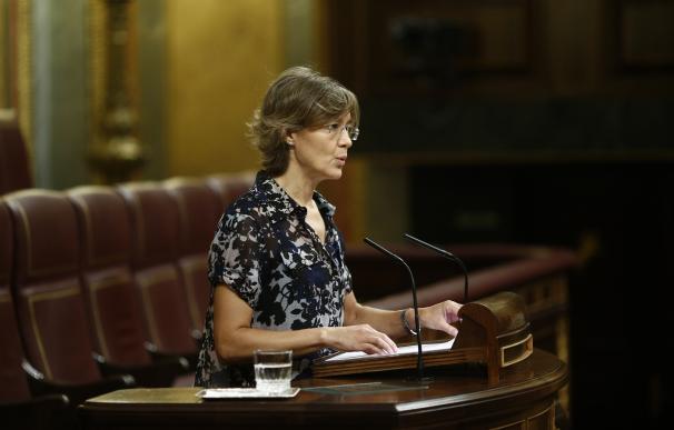 """Tejerina defiende sus presupuestos de """"continuidad"""" y la oposición cree que España no cumplirá los objetivos ambientales"""