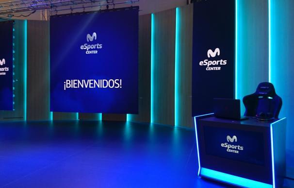Movistar Riders inaugura el primer centro de alto rendimiento en Europa de eSports