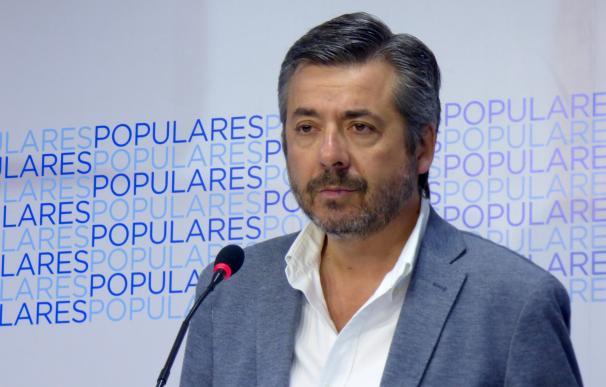 """El PP afirma que """"los 78.000 parados cordobeses no merecen una presidenta como Susana Díaz"""""""