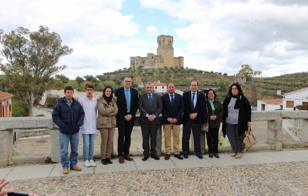 Cultura anuncia la licitación de las obras para restaurar el Castillo de Belalcázar