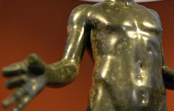 El Museo Arqueológico Nacional escoge El Efebo de Antequera como imagen de su próxima exposición