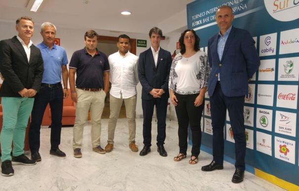 Más de mil futbolistas participarán en la IV Sur Cup para categorías inferiores en Sevilla