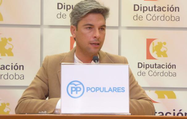 """El PP pide al gobierno de la Diputación que """"se vuelque"""" en la nueva convocatoria de subvenciones Feder"""