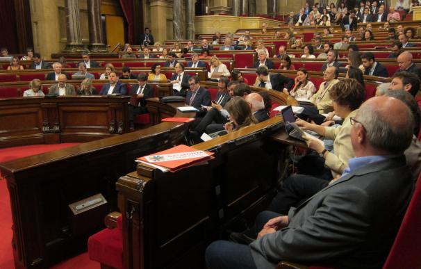 El Parlament aprueba la ley de la comunidad catalana en el exterior