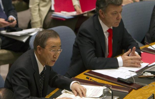 Ban felicita a Haití por sus avances en la consolidación de la democracia