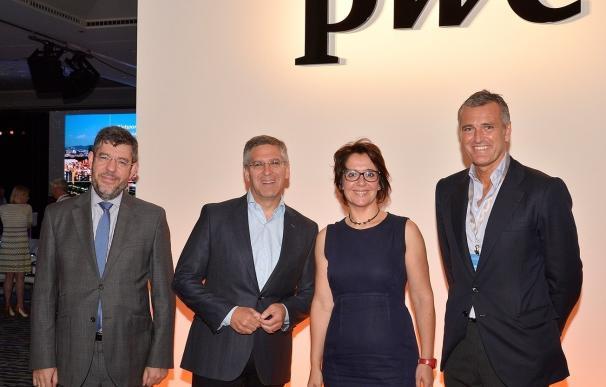 PwC reúne en Barcelona a sus líderes para debatir su estrategia