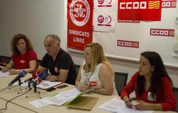 Los sindicatos no descartan la huelga general en Correos