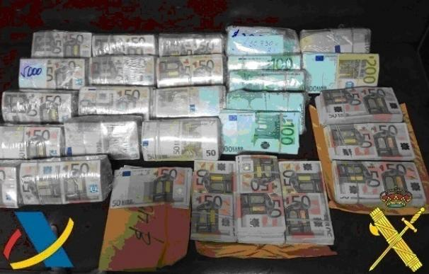 Descubren medio millón de euros de contrabando en un pesquero procedente de Ecuador fondeado en Vigo para reparaciones