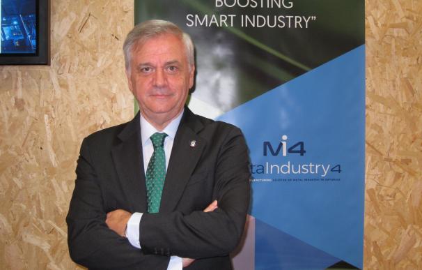 """Femetal anima a las empresas asturianas a """"acelerar"""" ante una cuarta Revolución Industrial que es """"imparable"""""""