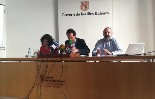 """El Aeropuerto de Palma estará bajo vigilancia """"full-time"""" contra el intrusismo en el transporte hasta septiembre"""
