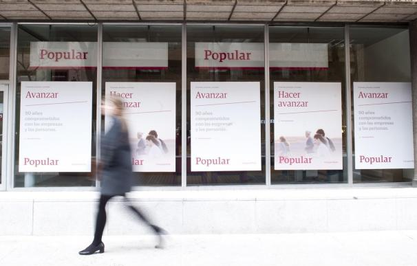Los interesados en hacerse con Popular dispondrán hasta finales de junio para hacer una oferta por el banco