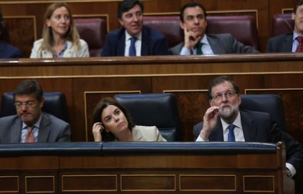 Rajoy asegura que España lanza un mensaje de estabilidad y credibilidad tras la aprobación de las cuentas públicas