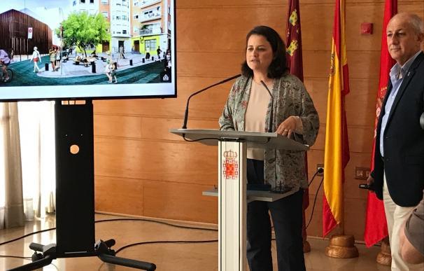 Ayuntamiento Murcia desarrollará más de una docena de actuaciones en la Plaza Santa Eulalia para mejorar su percepción
