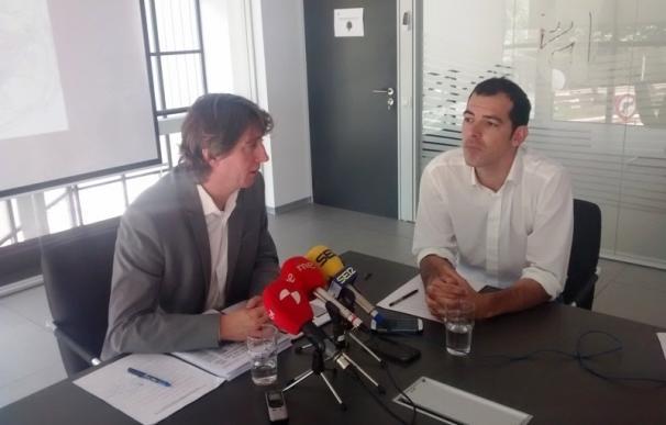 """El alcalde de Soria, satisfecho de """"no caer en la trampa"""" de los fondos europeos de Acuaes para la depuradora"""