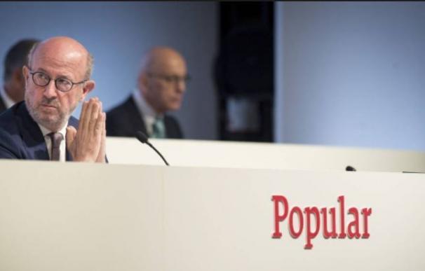 El Popular no se troceará: o se vende y sube en bolsa, o más ampliación, y desplome