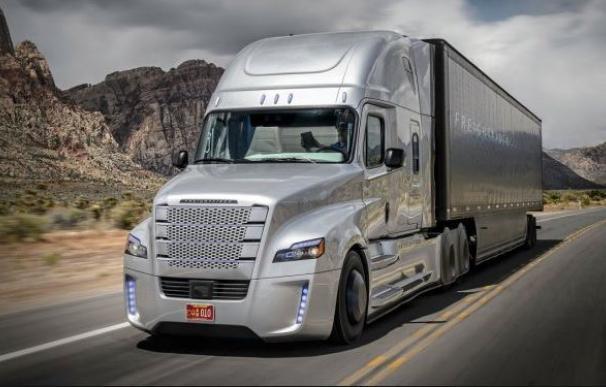 La OCDE alerta: los camiones autónomos acabarán con 4,4 millones de empleo en 2030
