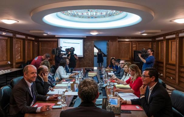 Canarias trabaja en una Ley de Crédito Extraordinario para sumar a su presupuesto los 220 millones del PGE